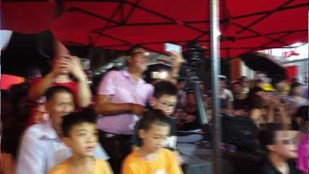 紫泥安山海岛舞蹈队《祝福祖国三杯酒》