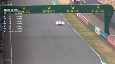 2020勒芒24小时耐力赛 正赛 第21小时 Le.Mans.24.Hours.2020.Race.Hour21.