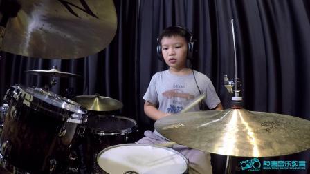 深圳鼓唐九岁小鼓手胡庭曦《Standard》鼓唐音乐教育连锁