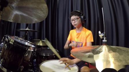 深圳鼓唐十二岁小鼓手潘世颐《Do Balanco》鼓唐音乐教育连锁