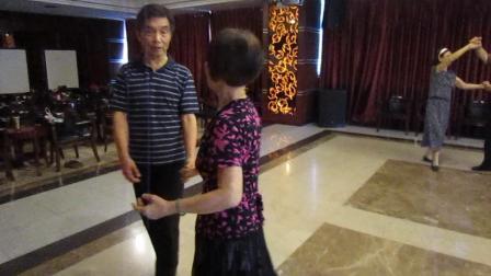 舞蹈 伦巴 黄&李