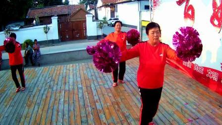广场舞《财源滚滚来》表演:临淄区稷下街道耿王夕阳红舞蹈队 淄博飞歌影视传媒