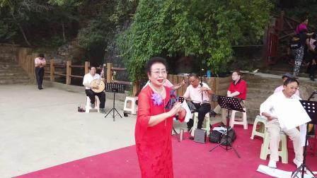 丹东评剧老艺人李文华在天津蓟州演出实况