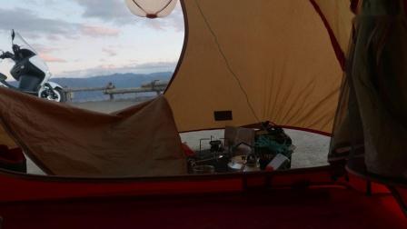 バイクはキャンプ道具です#5 スズキ・バーグマン200・ほったらかしキャンプ場(後編)  SUZUKI BURGMAN 200