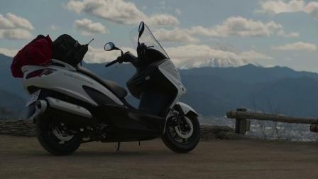 バイクはキャンプ道具です#5 スズキ・バーグマン200・ほったらかしキャンプ場(前編)  SUZUKI BURGMAN 200