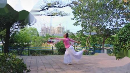 贞贞广场舞《花月夜》编舞:静静