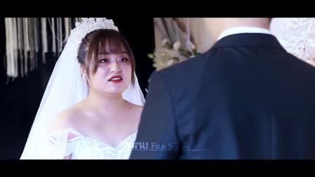 壹幕YIMU 10.1 Zhang Zheng+Liu Tingting 婚礼电影