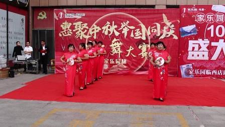阳光公园舞蹈队(二)许恩洋拍摄