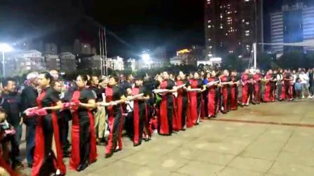 2020年国庆中秋双节活动蓝山旗袍协会全体《祝福祖国》