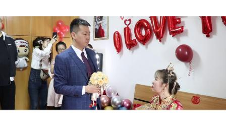 2020.10.04「徐寅晟&吕煜」久隆大都汇宴会酒店婚礼快剪.mov