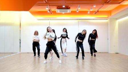 [杨晃]中韩女团EVERGLOW 全新单曲 LA DI DA 练习室版