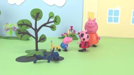 小猪佩奇定格动画 佩奇最糟糕的一天