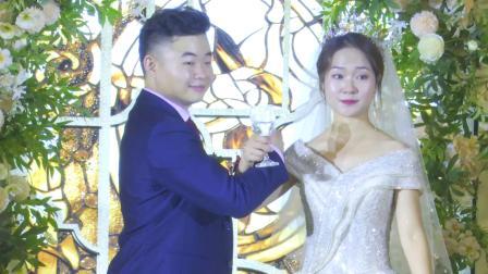 汪优升 王秀结婚庆典第二集
