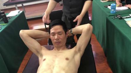 王红锦徒手整形调理腰胸椎紊乱视频教程