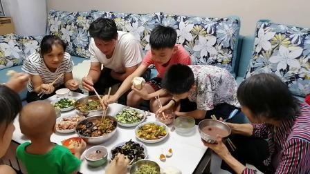 2020年9月20日聚餐郑州丽景公馆