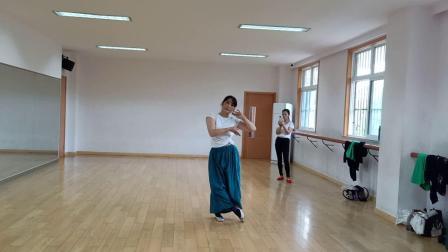 身韵舞蹈红枣树