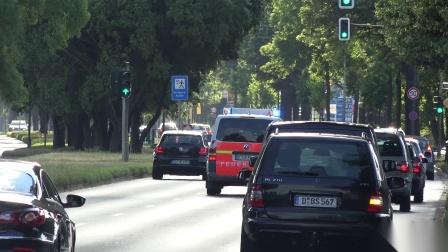 EINSATZFAHRTEN FEUERWEHR DÜSSELDORF -Berufs-& Freiwillige Feuerwehr