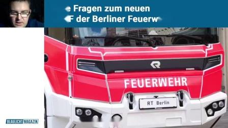 Livestream mit euren Fragen zum Berliner Elektro-LHF