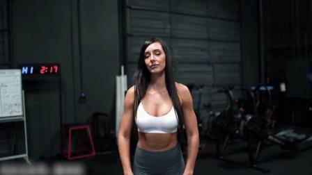 性感小翘臀健身激励!