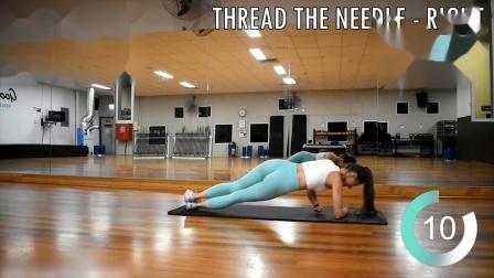 这就是你去健身房的动力吗?我只想知道这是哪家的健身房,我也想去!