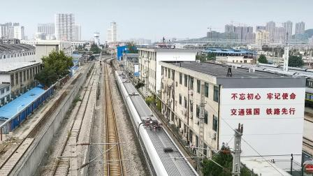 D5502徐州站8道停车