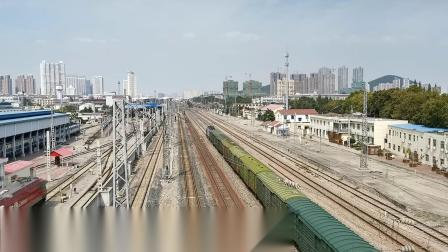 X238徐州南站通过