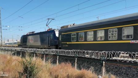 K55次列车