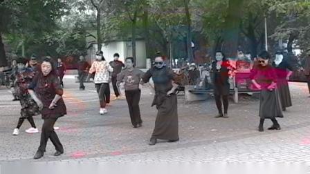 秦皇岛汤河公园广场舞10