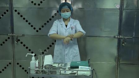 脐静脉置管——临床技能操作纠错视频集-2