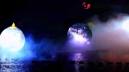 太震撼!云浮《六祖大典》LED球形显示屏实景演出,开启虚实结合的菩提之旅