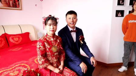 赵业忠 张银丽新婚庆典