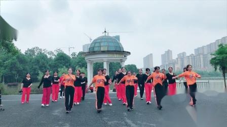 美景广场舞《十步》