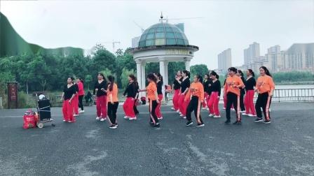 美景广场舞《八步》
