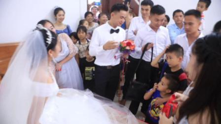 (莫海波.宾海虹)婚礼录像2020.10.4