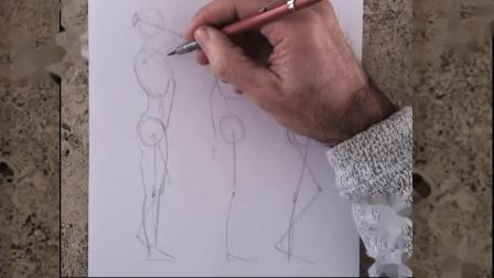 绘画干货-和我一起练习!