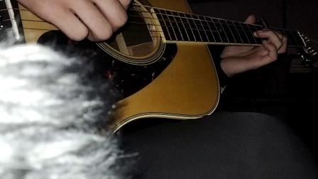 飞鸟和蝉-任然 吉他