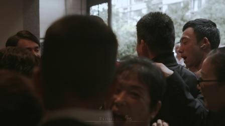 飞思电影纪实婚礼作品|宁波东钱湖恒元大酒店婚礼快剪