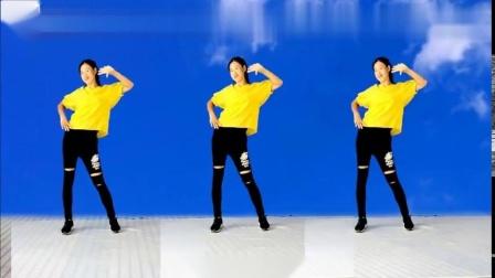 简单易学瘦身《健身操》歌好听,您一看就能学会_高清