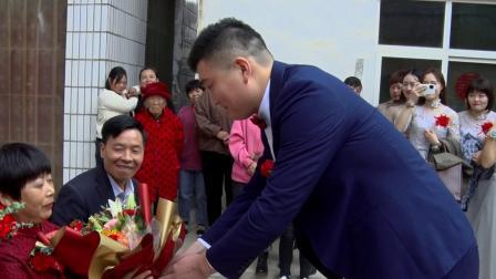 刘康 & 谢娜结婚视频