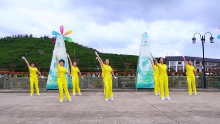 中国新时代第六套五分钟由台州辅导站演绎