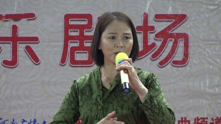 """喜乐艺术团实力派演员李凤莉演唱""""三江水洗不尽我满腹冤枉"""""""