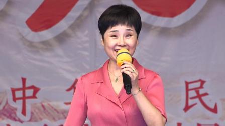 """虎美玲亲传弟子国家一级演员耿荣演唱""""抬花轿"""""""