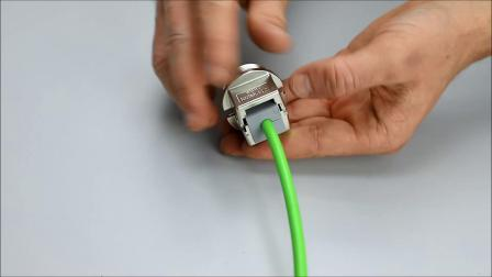 可分式电缆屏蔽格兰头