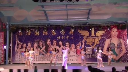 宜良沿沿肚皮舞一周年庆典,特邀嘉宾武小晰老师