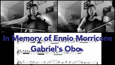 大提琴重奏 加百利的双簧管 Gabriel's Oboe