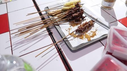 日更10.15带你们去吃北京我最爱吃的烤串!@una优娜儿