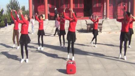 瓦西村 广场舞队