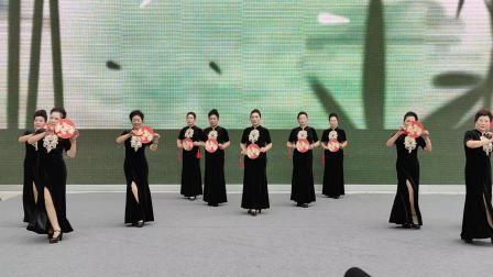 《水墨兰亭》河北省旗袍协会赵县分会