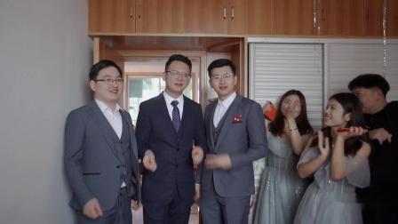 2020.10.18周宁 莫海燕婚礼快剪