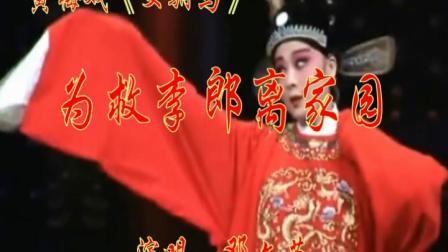 黄梅戏 女驸马 邓文英